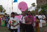Grand Mission at  Allapiddy Parish in the Diocese of Jaffna