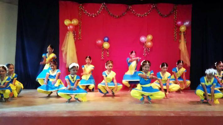 Dance Arangetram