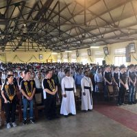 Iona College Visits Jaffna Oblate Missions