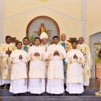 Final Vows and Ordination to Diaconate