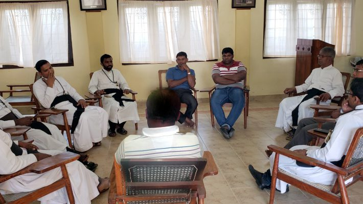 Young Oblates' Ongoing Formation