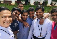 Oblates 1-5 Years of Priesthood
