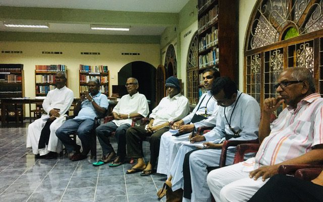 Oblate District Meeting – Jaffna Unit