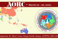AORC meeting in Jaffna