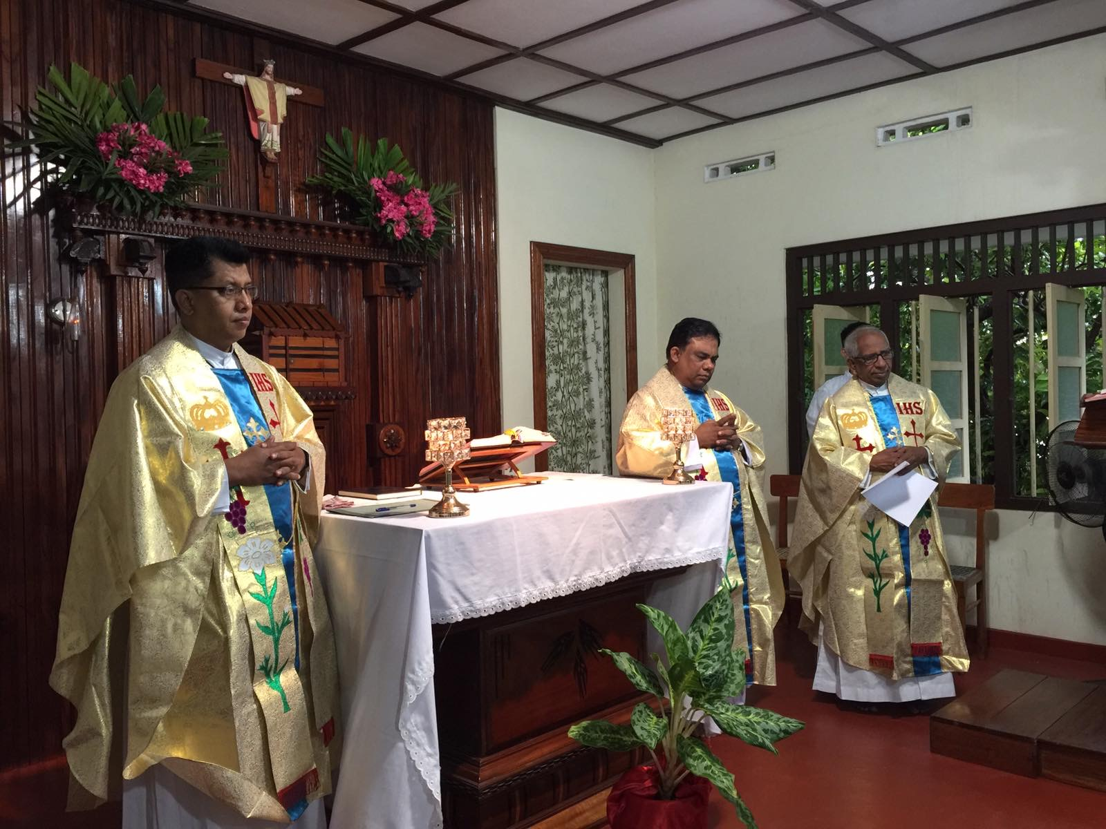 Conferring of Ministries