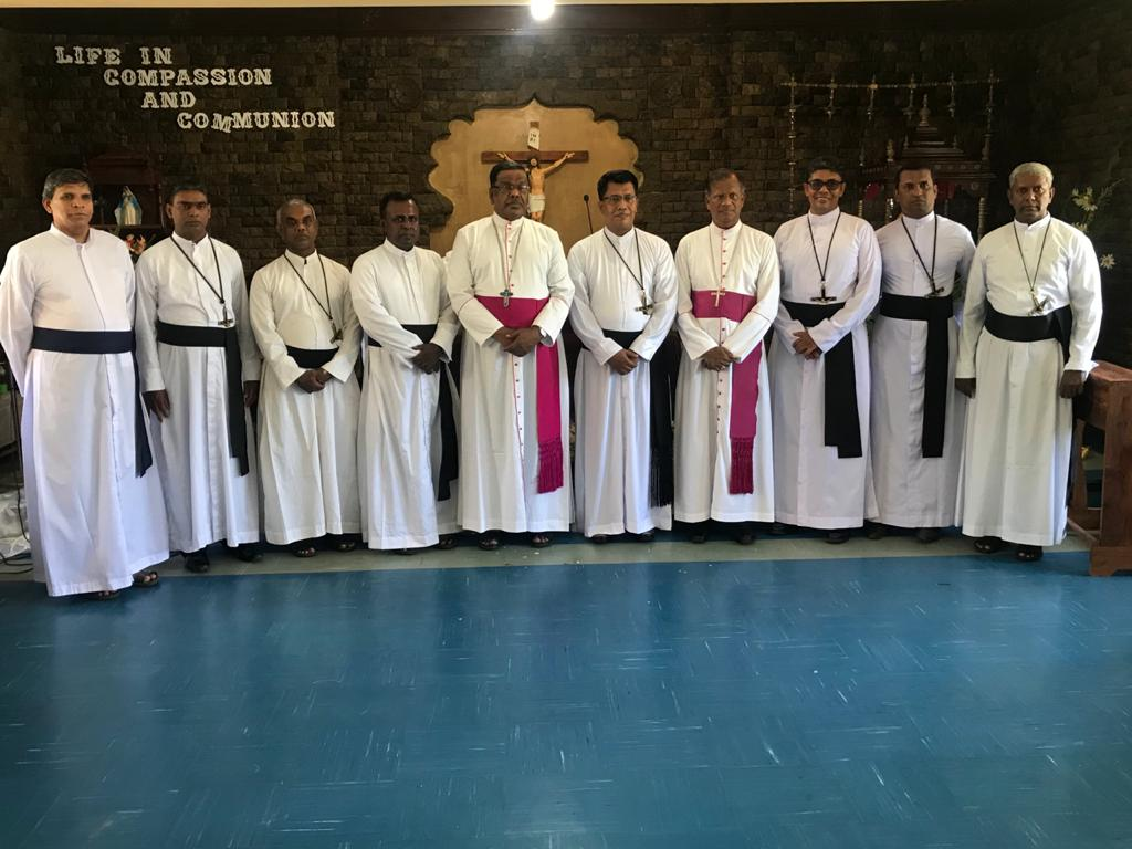 The Installation of the New Provincial