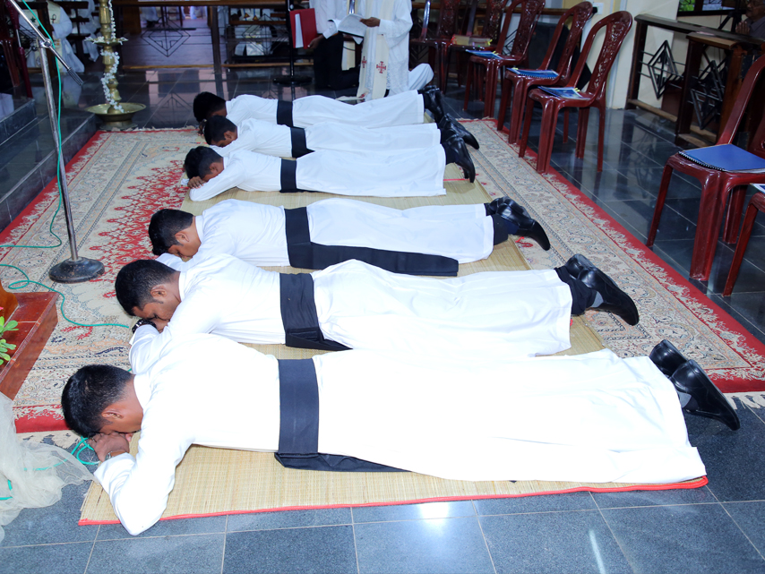 Perpetual Profession and the Diaconate
