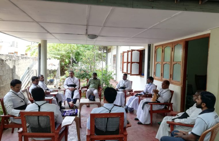 Oblate District meetings