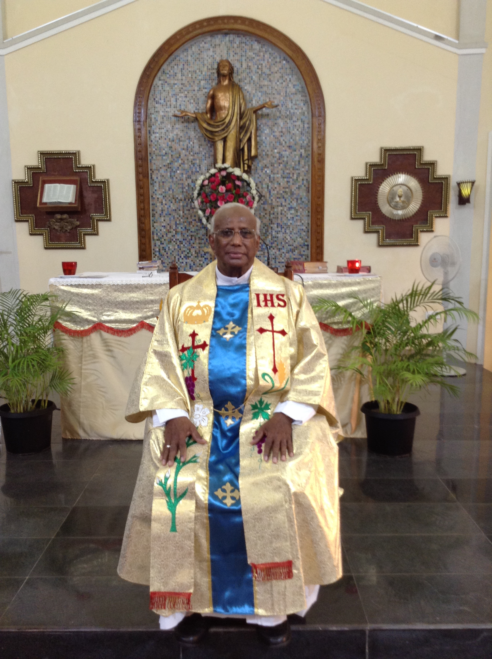 Life @ OMI – Diamond Jubilee Bells Ring (An Interview with Rev. Fr. Daniel, OMI)
