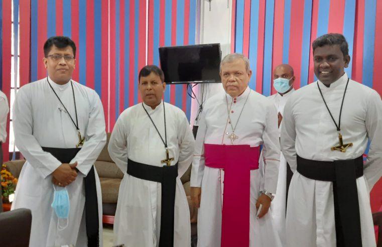 Historical advent of Oblates into St. Michael's College, Batticaloa
